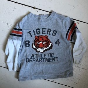 Carters Tigers long sleeve t-shirt. 🐅